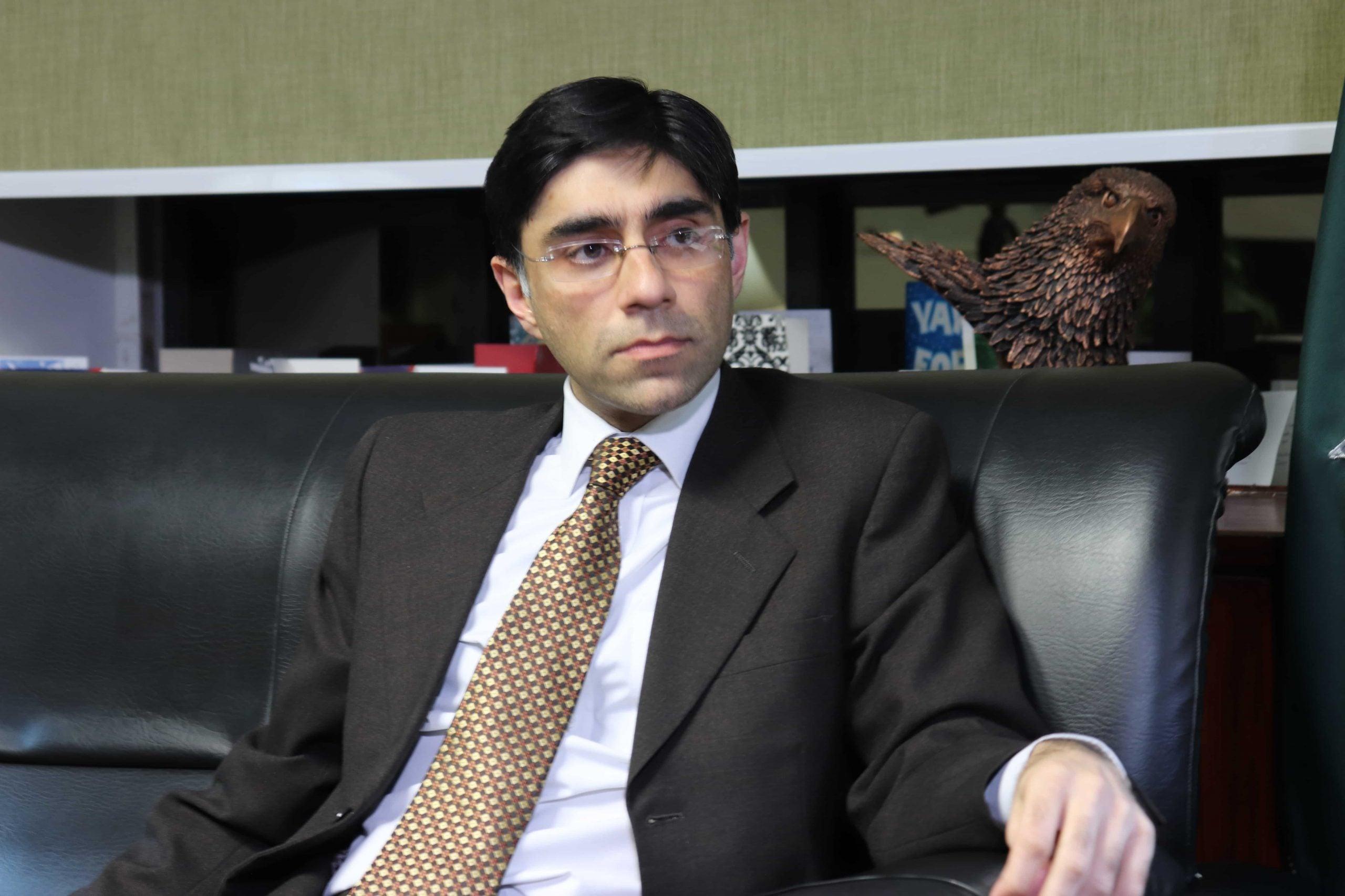 moeed yusuf