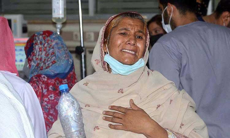 Blast near Hafiz Saeed's house leaves four dead