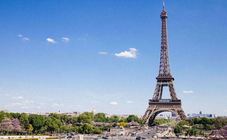 France is back — borders reopen to American tourists and others