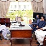 PM for 'just' distribution of funds by Sindh government