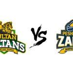 Peshawar Zalmi clash with Multan Sultans in high-octane final today