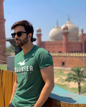 Junaid Khan to star opposite Hiba in upcoming serial