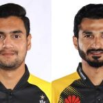 Management suspends Haider and Umaid from PSL final for violating protocols
