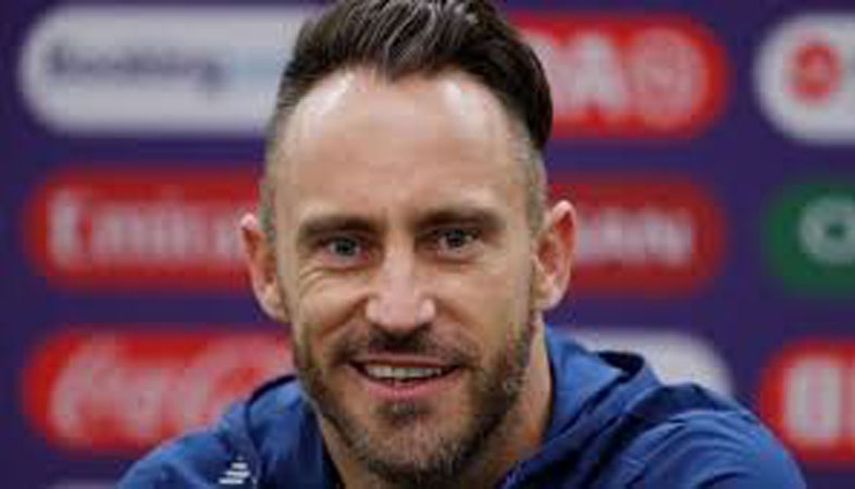 A player don't need six-pack to be successful, du Plessis backs Azam Khan