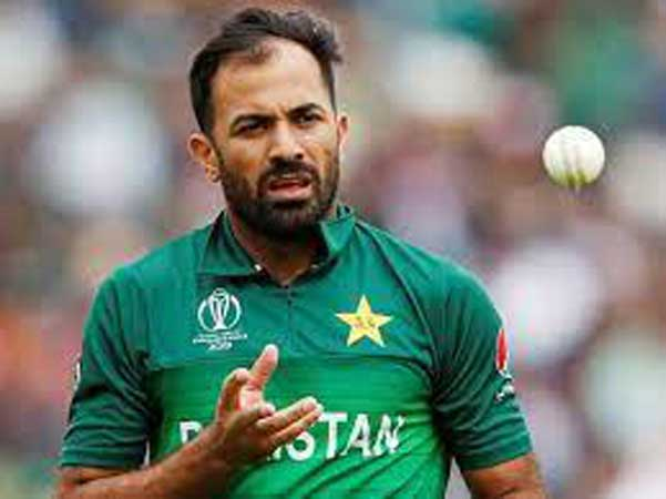 Pakistan's Wahab Riaz sent back from London airport