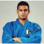 Pakistan judoka Shah Hussain qualifies for Tokyo Olympics