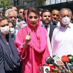 PM's statement on women's dressing reflects his 'criminal mindset': Maryam