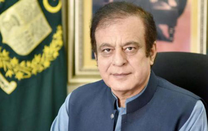 EVM to be presented before Parliament, political parties by next month: Shibli Faraz