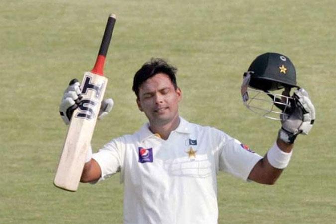 Opener Khurram Manzoor celebrates his birthday today, turns 35