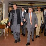 ISI briefs PM on 'enhanced intelligence cooperation'
