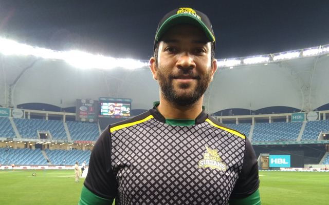 Sohaib Maqsood ready to perform internationally with 'fearless' batting