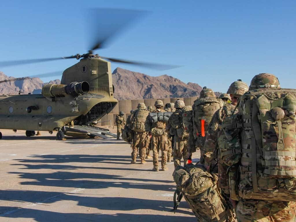 All US and NATO troops leave Bagram Air Base in Afghanistan: US defence official