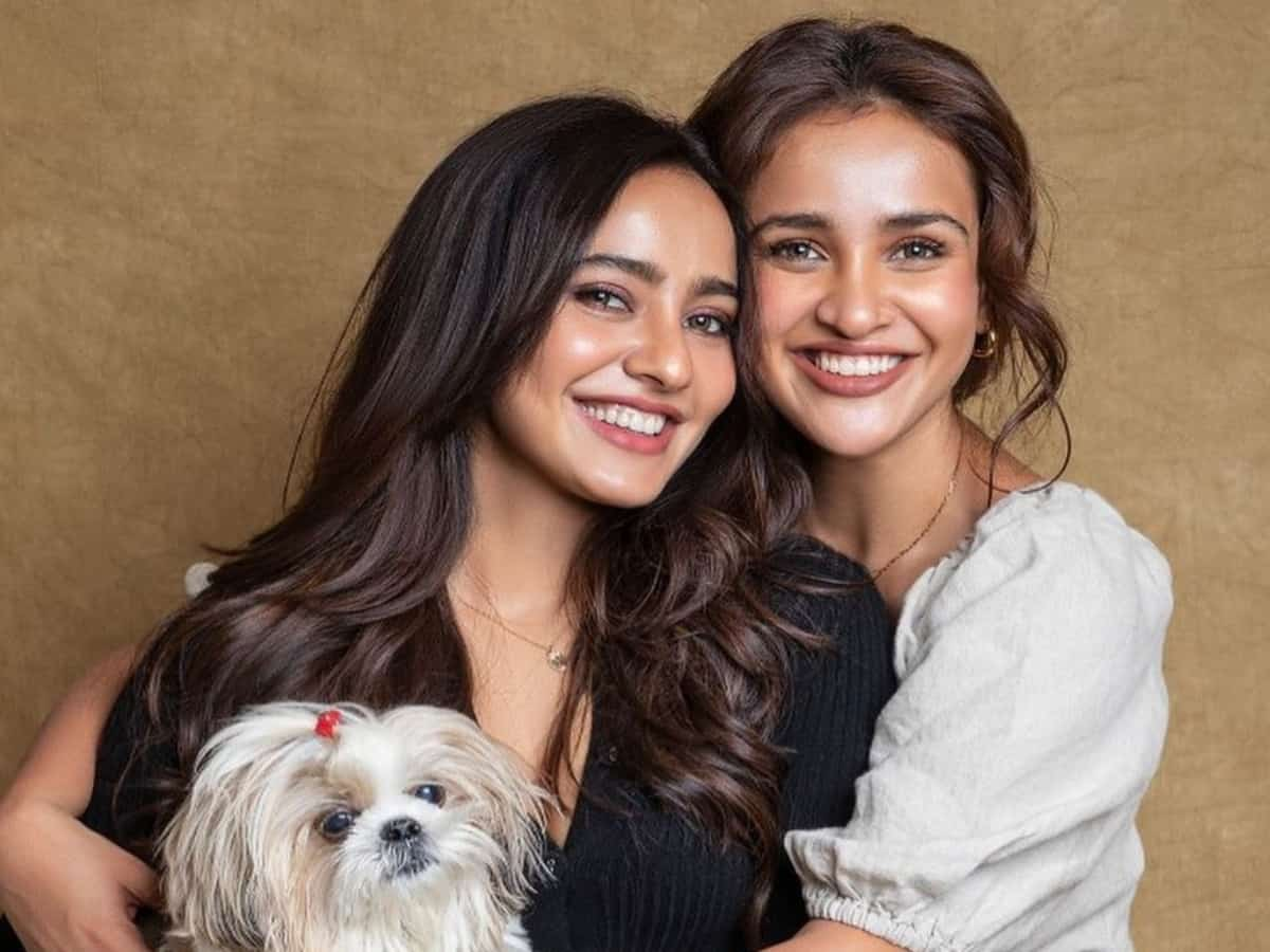 Neha Sharma, Aisha Sharma impress fans with their bond