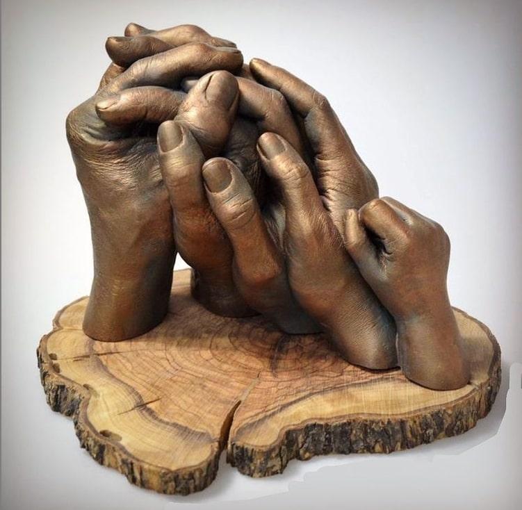Hand Impressions