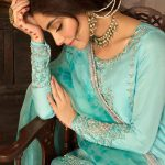 Exclusive stills from Maya Ali's eid collection revealed