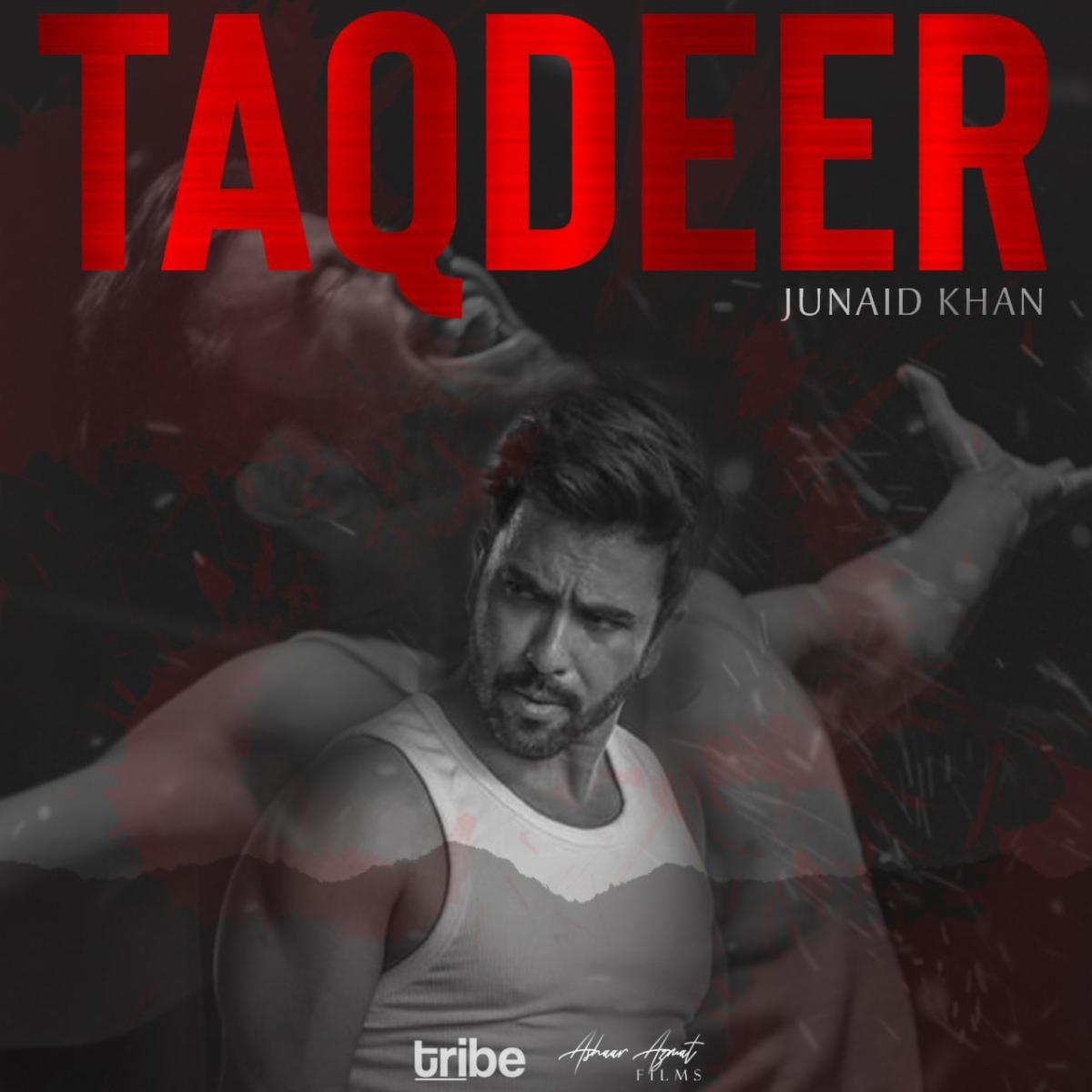 Junaid Khan releases new solo song 'Taqdeer' after a hiatus