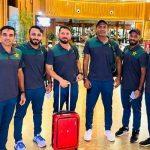 Pakistan's Test squad departs for West Indies