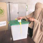 Race for top office begins as PTI grabs majority seats in AJK polls