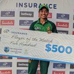 Fatima Sana — From street cricketer to national inspirational star