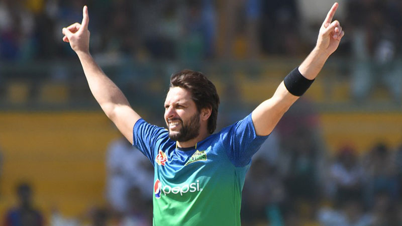 Shahid Afridi to play in Nepal's Everest Premier League