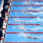 Australia revel in upsetting US in Olympic medley relay