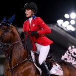 Springsteen misses out qualification for Olympic equestrian final