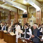 PTI wins speaker, deputy speaker posts in AJKLA