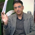 Major work on CPEC projects done by PTI govt: Asad Umar