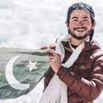 19-year-old Pakistan mountaineer Shehroze achieves another milestone
