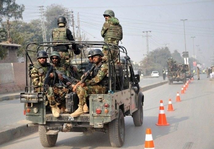 TTP leader Safiullah killed in North Waziristan operation: ISPR