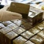 820 kg of hashish confiscated by custom officials at Gwadar checkpost