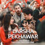 Ali Zaffar pashto song 'Larsha Pekhawar' out now