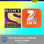 Sony, Zee TV Merger