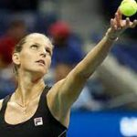 Karolina Pliskova out of Ostrava Open over wrist injury