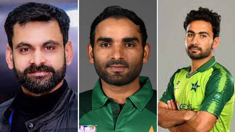 Selectors name Mohammad Hafeez, Asif Ali and Khushdil Shah in national squad for Twenty20 World Cup