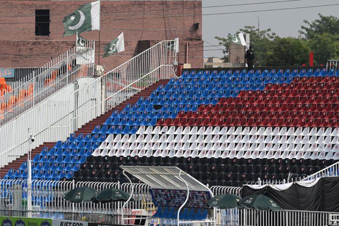 Huge setback for Pakistan cricket