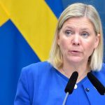 Swedish finance minister tipped to become country's first female PM