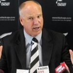 There was no way we could stay in the country, says New Zealand chief David White
