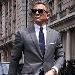 Daniel Craig gets emotional on last day on 'James Bond' set