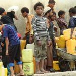 Yemen's water crisis aggravating