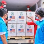 2.4 million more doses of Pfizer vaccine arrive in Pakistan