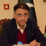 Asad Umar warns of fifth COVID-19 wave if people remain unvaccinated