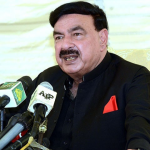 Sheikh Rasheed reaches Pakistan from UAE, amidst the protests