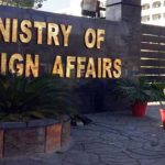 No understanding to allow US to use Pakistan airspace for operations in Afghanistan: FO