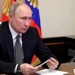Putin urges West to unfreeze Afghanistan's financial assets