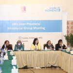 Inter Provincial Ministerial Group vows to enhance women's representation across party lines