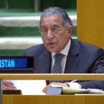 Pakistan will standby Kashmiris, Amb. Munir Akram tells New York audience