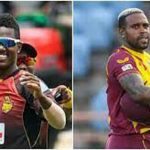 Akeal Hosein replaces injured Fabian Allen in West Indies squad