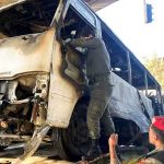Bomb attack in Damascus kills 14 Syrian troops
