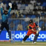 Sri Lanka dismiss Netherlands for 44 in eight-wicket rout, move into Super 12s